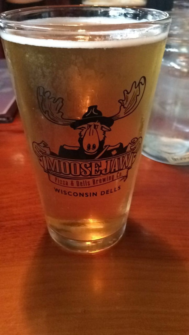 Moose Jaw Pizza and Brewing Co. Wisconsin Dells